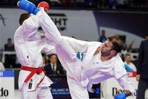 مدال برنزکاراته  قهرمانی آسیا بر گردن  گنج زاده و عسگری