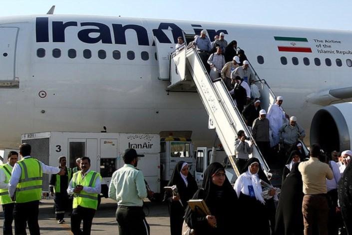 بیش از 39 هزار زائر وارد عربستان شدند