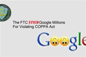 جریمه ای نامشخص برای گوگل و یوتیوب