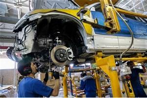 دستگاه برش لیزری بدنه خودرو ساخته شد