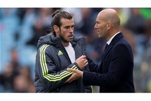 زیدان: به بیل یک دقیقه هم بازی نخواهم داد/داستان رئال مادرید و بیل