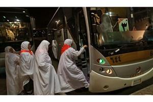 ۳۰۱دستگاه اتوبوس در18 خط جابه جایی مسافران در مکه را انجام می دهند