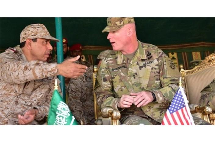 سربازان آمریکایی در عربستان