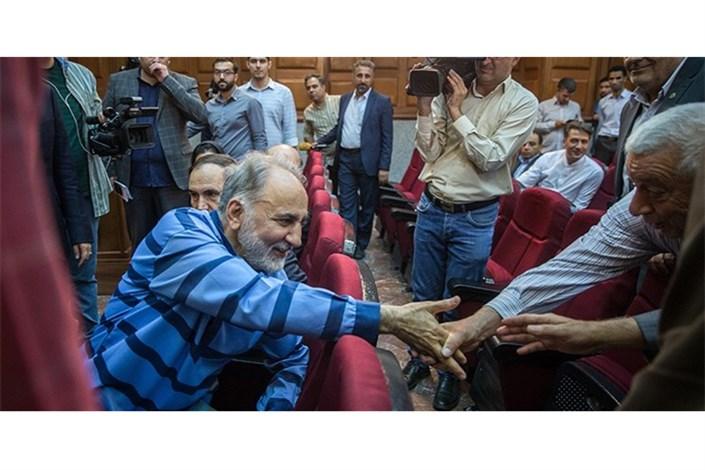 سومین جلسه دادگاه محمدعلی نجفی