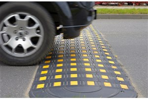 Lenjan IAU Student Creates Smart Speed Bump with Recycled Materials