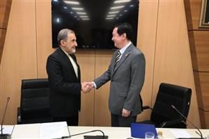 مقاومت در برابر زیاده خواهیهای آمریکا از مشترکات راهبردی ایران و چین است/ضرورت تلاش برای تحکیم و توسعه هر چه بیشتر روابط