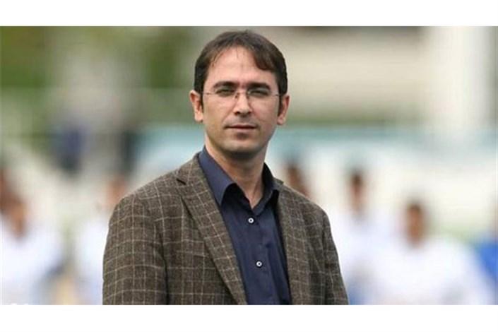 علی خطیر-معاون ورزشی باشگاه استقلال