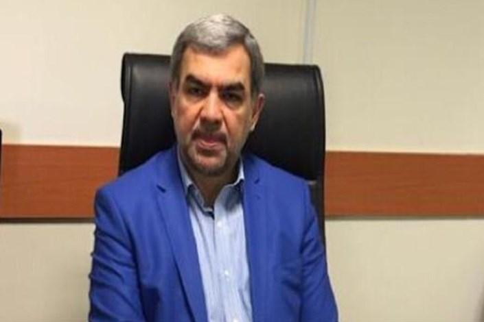 مهدی شادنوش رئیس مرکز مدیریت پیوند و امور بیماری های وزارت بهداشت