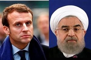 ماکرون احتمالا ماه جاری به ایران سفر میکند
