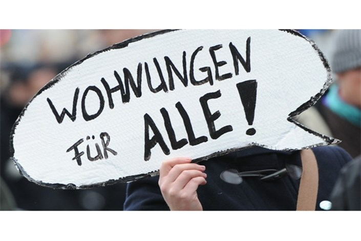 بحران کمبود مسکن در شهرهای بزرگ آلمان