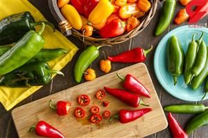 مصرف  فلفل و غذای تند زوال عقل راسرعت می بخشد