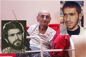 پدر شهیدان محمودیان درگذشت
