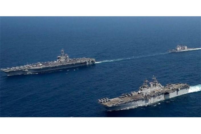 نیروی دریایی در خلیج فارس
