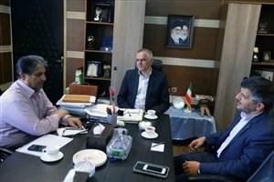 آمادگی دانشگاه آزاد اسلامی برای همکاری با فرودگاه اراک