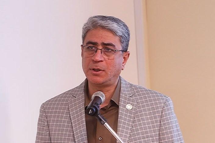 حسین علیدوستی رئیس پژوهشگاه علوم و فناوری اطلاعات ایران (ایرانداک)