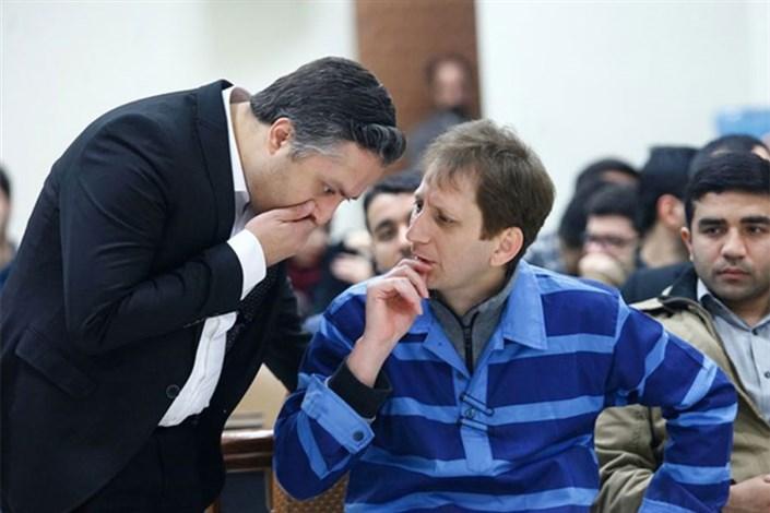 توضیحات وکیل «بابک زنجانی» در مورد شایعه فرار از زندان