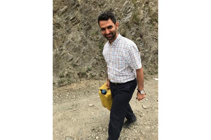 چرا وزیر جوان نتوانست بنزین دریافت کند؟