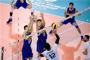 لاریجانی افتخار آفرینی جوانان والیبال ایران را تبریک گفت