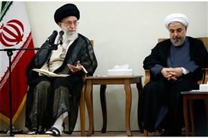روحانی در نامهای به رهبرانقلاب؛ ارائه گزارش به مجلس اشکال دارد