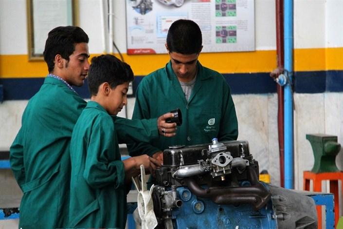 ارائه آموزش فنی و حرفهای به 1.5 میلیون نفر