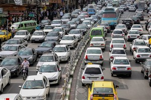 چرایی افزایش ترافیک تهران پس از پایان  تعطیلات