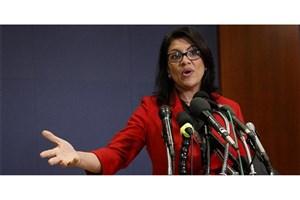 دفاع عضو کنگره آمریکا از جنبش تحریم اسرائیل و تاکید بر تحریم سعودیها
