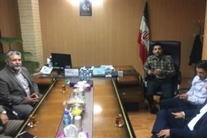 دیدار دانشگاه آزادیها در خانه کشتی/ جلسه جوانمرد با علیرضا دبیر