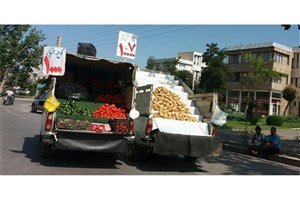 اجرای طرح رفع سدمعبر وانتیها در برخی مناطق تهران