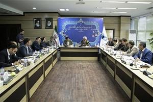 نشست مدیران روابطعمومی مراکز استانهای دانشگاه آزاد برگزار شد