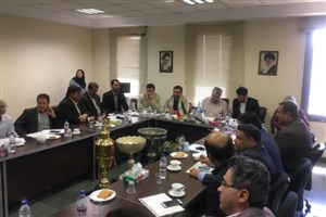 برگزاری جلسه هماندیشیمیزبانان مسابقات همگانی دانشگاه آزاد اسلامی در سازمان مرکزی