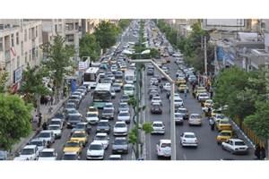 کاهش ترافیک پایتخت با افزایش نرخ بنزین