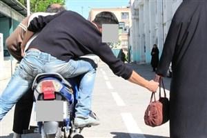 افزایش موبایلقاپی در تهران/کشف ۲۰۸خودرو و موتورسیکلت سرقتی