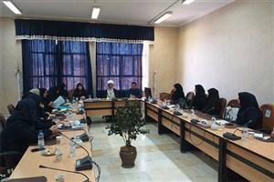 نشست مسئولان خواهر حوزههای منتخب بسیج دانشجویی کشور برگزار شد