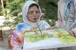 نمایشگاه آثار نقاشی هنرمند توانیاب برگزار میشود