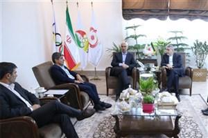 تفاهمنامه همکاری میان سازمان امور دانشجویان و کمیته ملی المپیک امضا شد