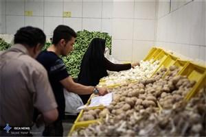 سبزیجات و صیفیجات در میادین میوه و تره بارکمی ارزان شد