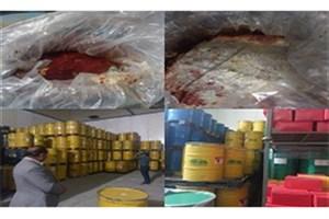 کشف  100  تُن  رب گوجه فاسد/ 2 نفر بازداشت شدند