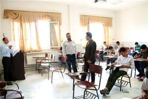 آزمونهای کاردانی  در دانشگاه آزاد اسلامی واحد میانه برگزار شد
