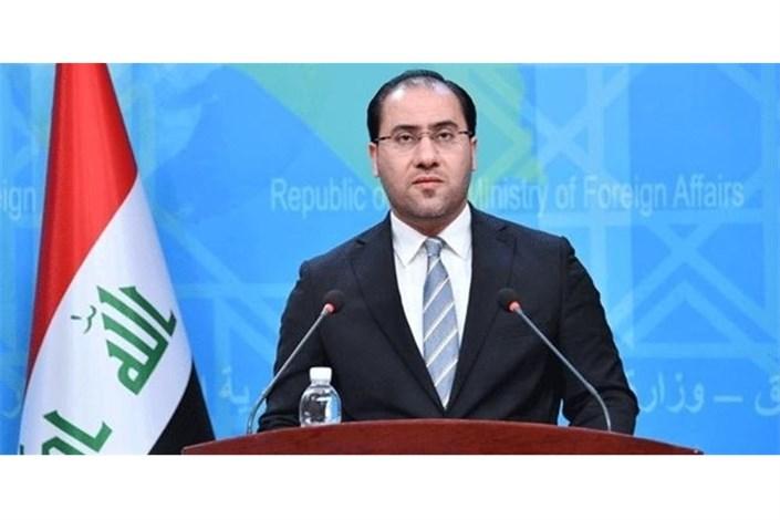 سخنگوی وزارت خارجه عراق