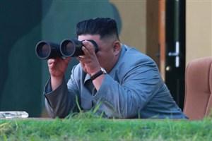 کیمجونگاون شخصا بر آزمایش موشکی اخیر نظارت داشت