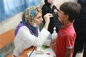 فعالیت اردوی جهادی سلامت در خوزستان با حدود ۱۲ هزار ویزیت پزشکی و دامپزشکی
