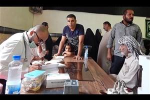دانشگاه آزاد قم پیشگام اعزام تیمهای پزشکی به اردوی جهادی