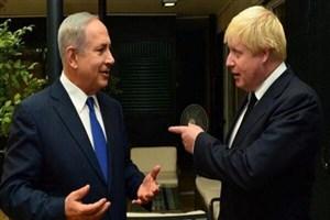 «نتانیاهو» خواستار اتخاذ موضعِ ضد ایرانی توسط «جانسون» شد