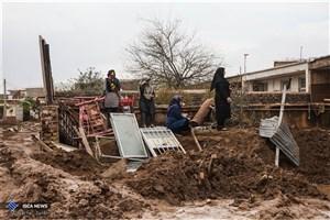 ارزیابی خسارات سیل به واحدهای مسکونی واقعی نیست