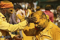 جشنواره  زردچوبه  در هند
