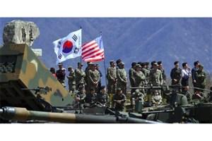 رزمایش مشترک آمریکا و کره جنوبی دوشنبه آغاز میشود