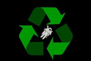 ساخت ایستگاه فضایی برای بازیافت زبالههای فضایی