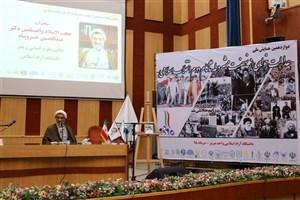 وجه مشترک اندیشه علمای مشروطه و انقلاب اسلامی عدالت است