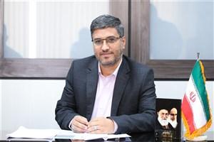 قائم مقام معاونت توسعه مدیریت و منابع دانشگاه آزاد اسلامی منصوب شد