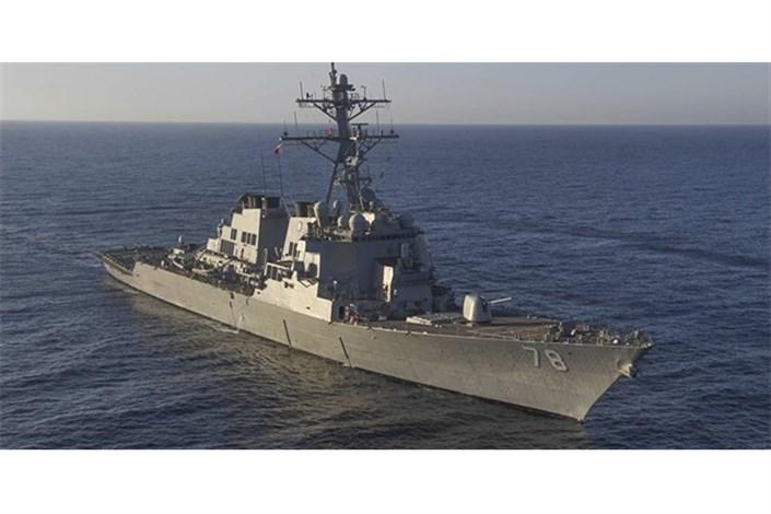 کشتی جنگی آمریکا